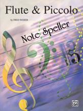 Flute & Piccolo Note Speller