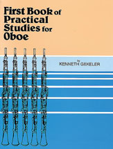 Practical Studies for Oboe