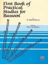 Practical Studies for Bassoon