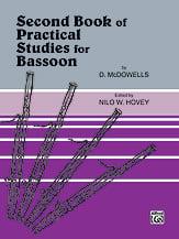 Practical Studies for Bassoon Book 2