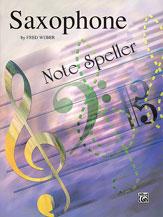 Saxophone Note Speller