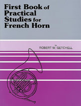 Practical Studies for French Horn
