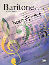 Baritone Note Speller