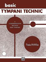 Basic Timpani Technique