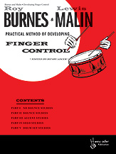 Developing Finger Control-Drum