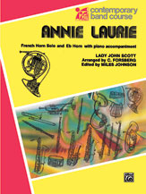 Annie Laurie-French Horn Solo