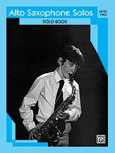 Alto Saxophone Solos No. 2