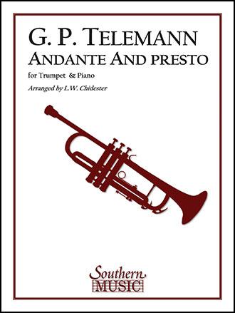 Andante and Presto