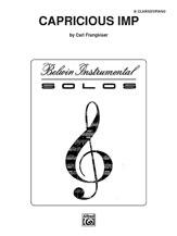 Capricious Imp-Clarinet Solo