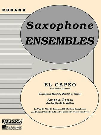 El Capeo-Saxophone Quartet
