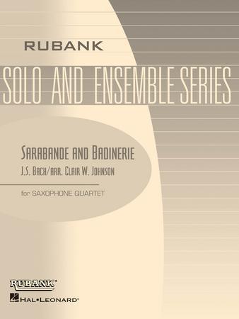 Sarabande and Badinerie