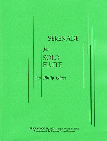 Serenade-Flute Solo