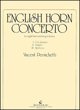 English Horn Concerto