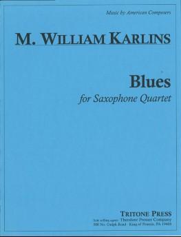 Blues-Saxophone Quartet