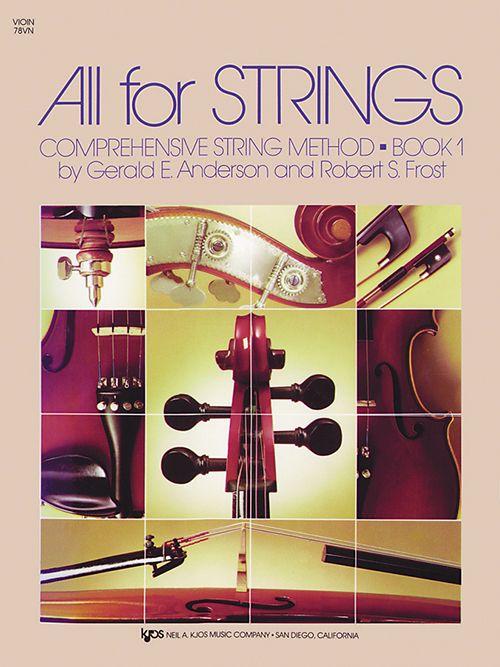 All for Strings Volume 1