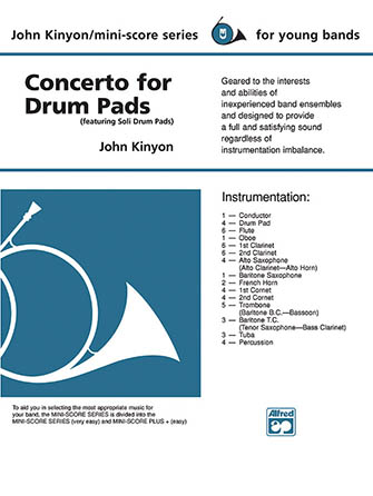 Concerto for Drum Pads