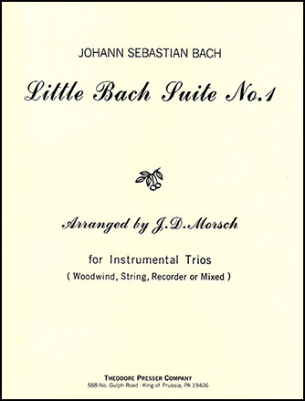 Little Bach Suite No. 1