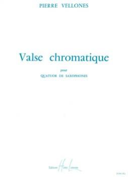 Valse Chromatique-Sax Quartet