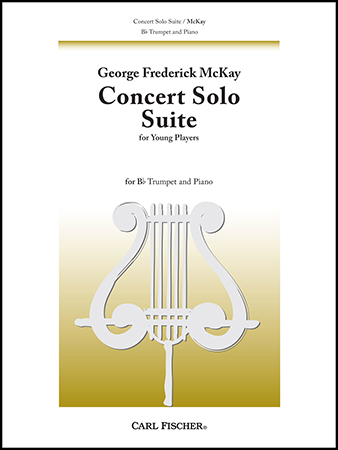 Concert Solo Suite for Young Players
