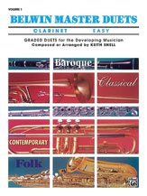 Master Duets for Clarinet