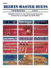 Master Duets for Trombone/Baritone