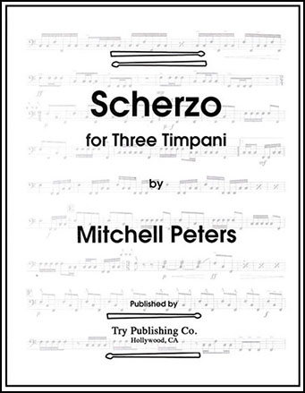 Scherzo for Three Timpani