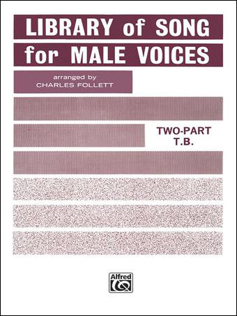 Library of Songs for Male Voices No. 2