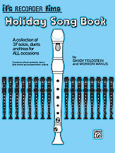 Holiday Songbook for Recorder