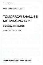 Tomorrow Shall Be My Dancing Day Thumbnail