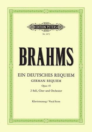 German Requiem Op. 45