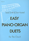 Easy Piano Organ Duets