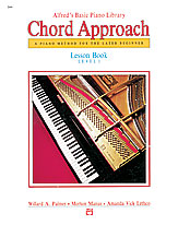 Alfred's Basic Chord Approach: a Method for the Later Beginner