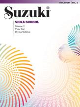 Suzuki Viola School, Vol. 3