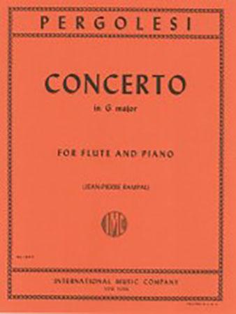 Concerto in G Major-Flute Solo