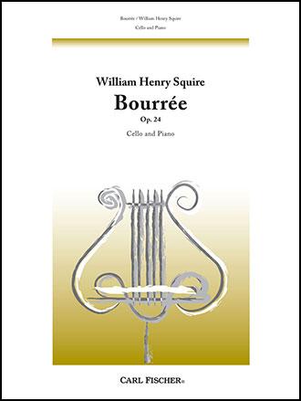 Bourree, Op. 24