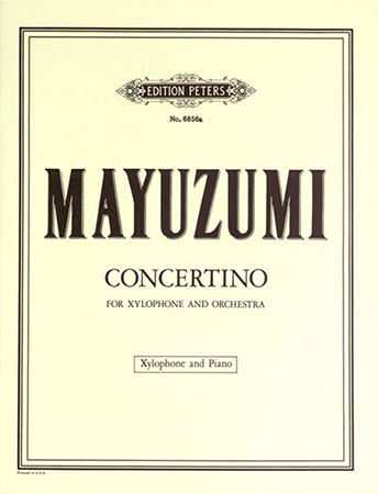Concertino for Xylophone and Piano