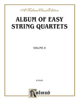 Album of Easy String Quartets No. 2