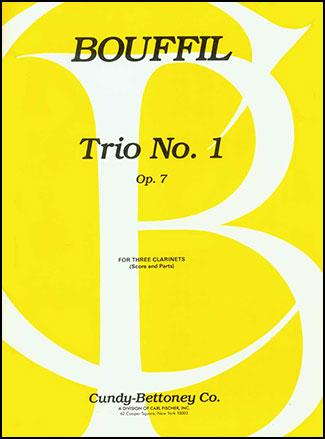 Three Trios, Op. 7, No. 1