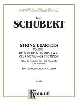 String Quartets, Op. 26 and Op. 125
