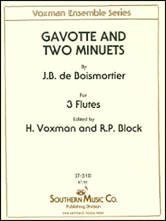 Gavotte and Two Minuets