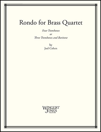 Rondo for Brass Quartet
