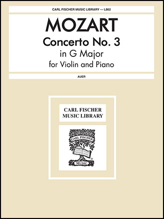 Concerto No. 3 in G Major