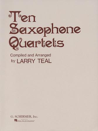 Ten Saxophone Quartets