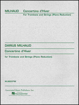 Concertino d'Hiver, Op. 327