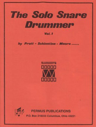 Solo Snare Drummer No. 1