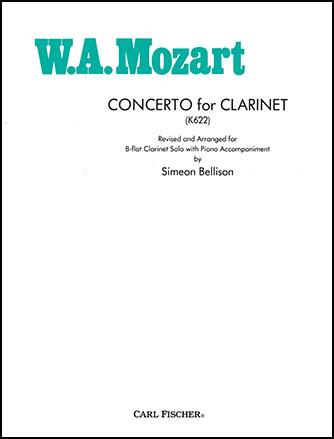 Concerto in A Major K. 622