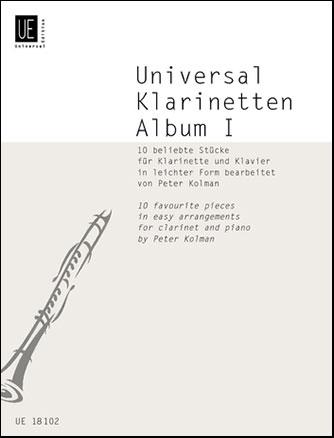 Universal Clarinet Album