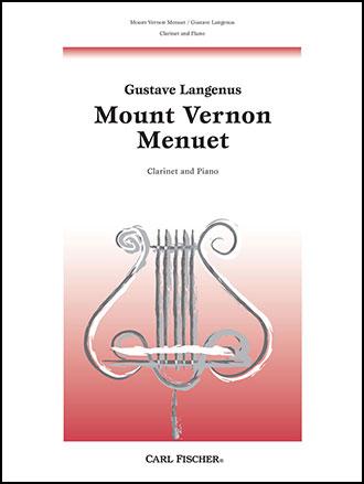 Mount Vernon Menuet