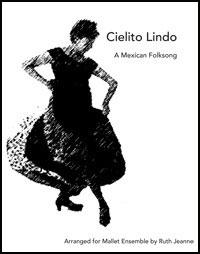 Cielito Lindo-Keyboard Percussion Quartet