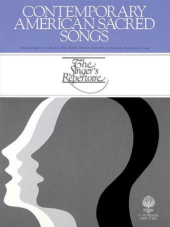 Contemporary American Sacred Solos